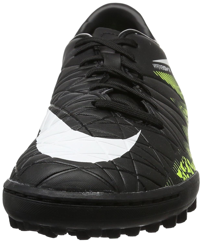 Nike 749899-017, Botas de Fútbol para Hombre, Varios Colores (Black/White-Volt-Paramount Blue), 45.5 EU