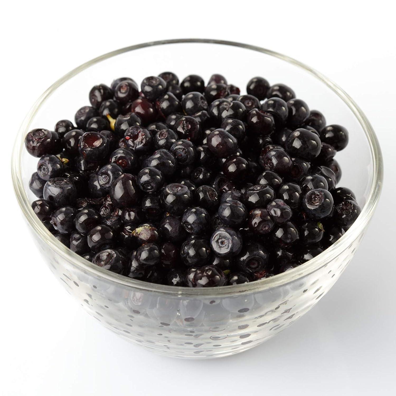 Fresh Frozen Organic Wild Blueberries By Northwest Wild Foods