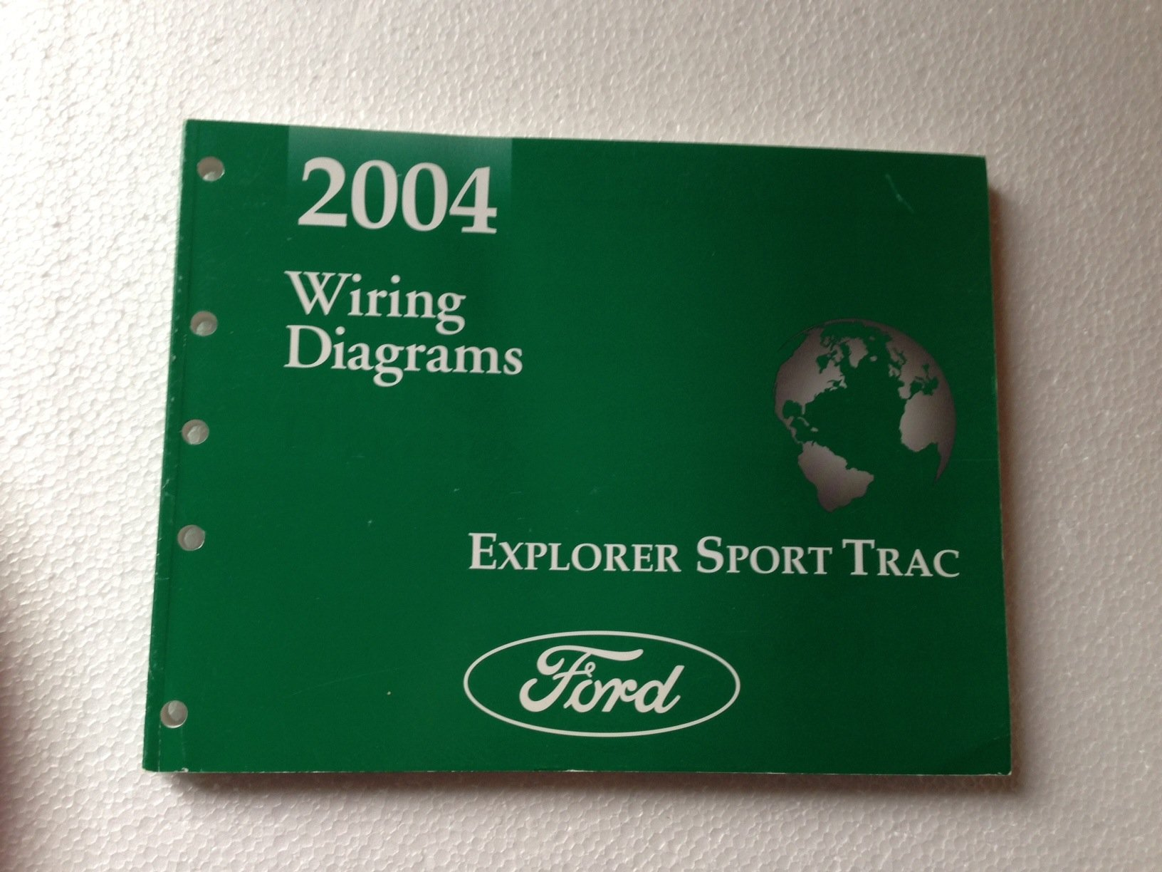 2004 ford explorer sport trac wiring diagrams paperback – 2003