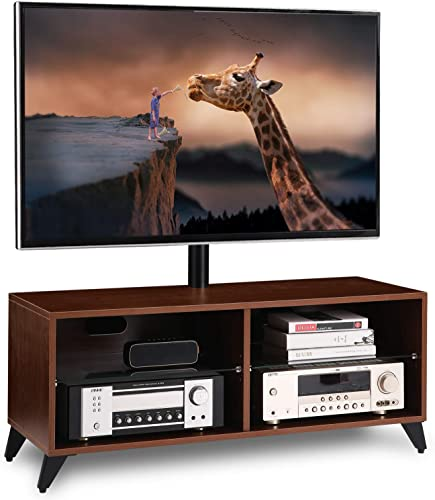 Wood Entertainment Center TV Stand
