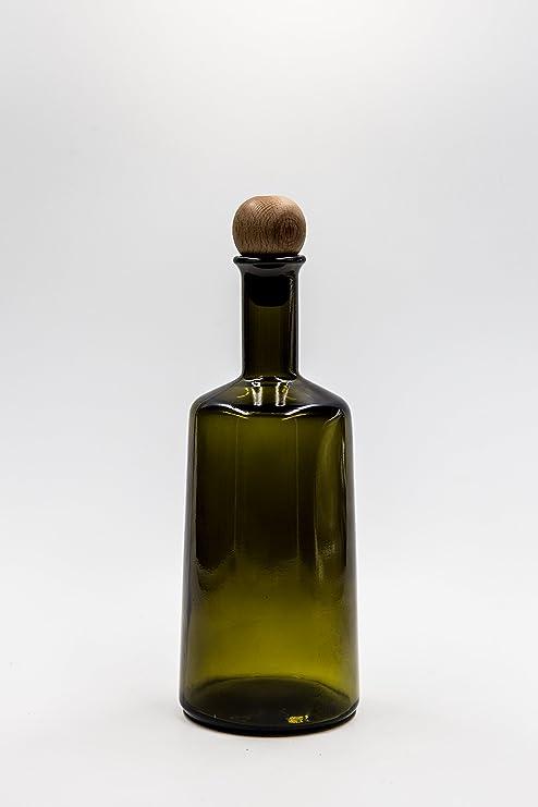 Covim nr 1 Botella Primula 500 ML de Vidrio Verde Tapón n°25