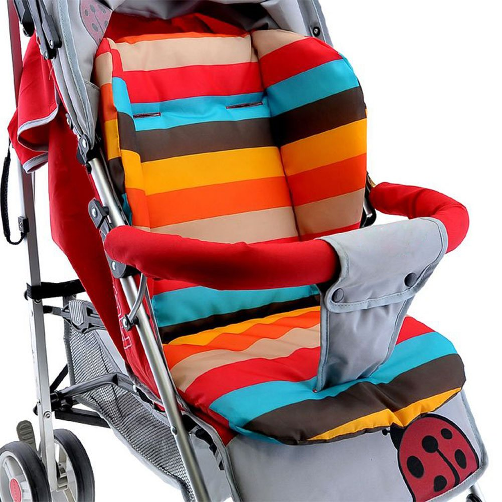 Thicken Baby Stroller Pushchair Cushion Pram Padding Liner Seat Pad Cover