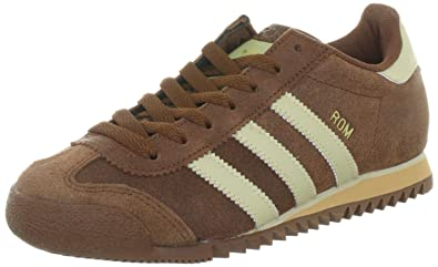 adidas Originals ROM, Baskets Basses homme Marron Braun STRONG