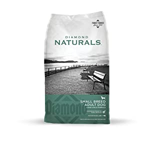 Diamond Naturals Small Breed Dog Real Lamb Recipe Premium Dry Dog Food