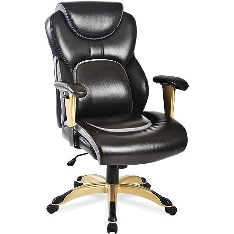Ergonomisch Bürodrehstuhl Bürostuhl Schreibtischstuhl Chefsessel Drehstuhl Stuhl