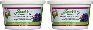 product image for J R Peters Jacks Classic 12-36-14 Special Fertilizer, 8-Ounce, African Violet - 51208 (Two Pack)