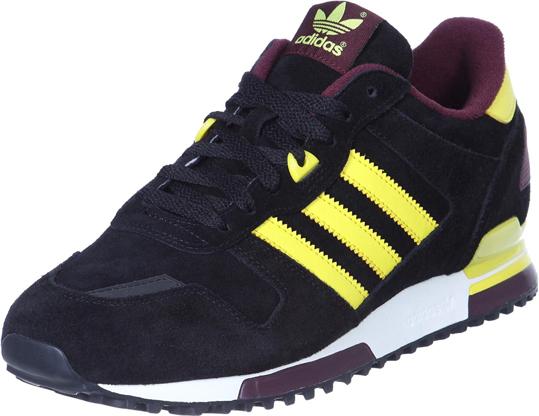 schwarz M18254 Sneaker Herren schwarz Schuhe ZX adidas 700 Iybf76vYgm