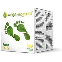OrganicGuru Almohadillas de Eliminación de toxinas para los