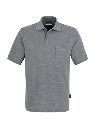 8291cb321f9936 Hakro POCKET-POLOSHIRT TOP # 802 UNISEX: Amazon.de: Bekleidung