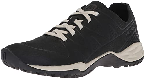 Amazon.com | Merrell Womens Siren Guided Lace Leather Q2 Sneaker | Fashion Sneakers