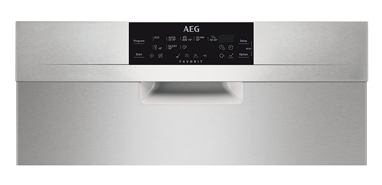 AEG FFB83700PM Independiente 15cubiertos A+++ lavavajilla ...