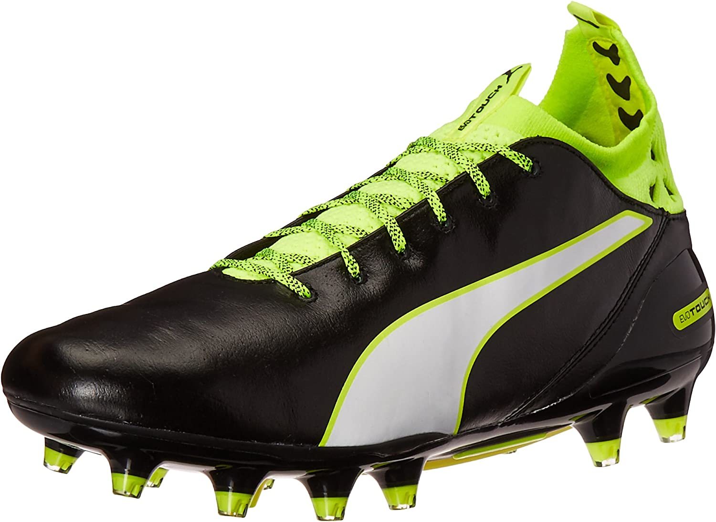 Nevada Falsedad En la madrugada  Amazon.com | PUMA Men's Evotouch Pro FG Soccer Shoe | Soccer