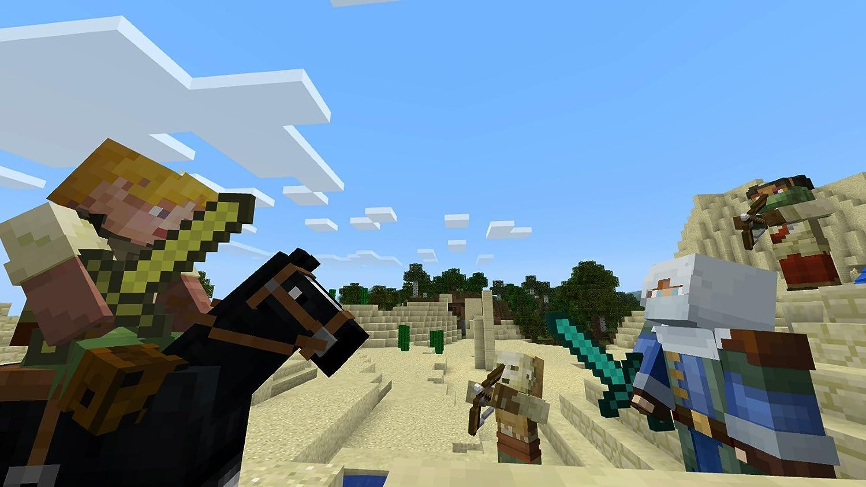 Minecraft (Nintendo Switch): Amazon.co.uk: PC & Video Games