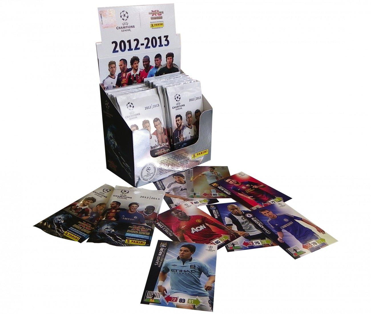 Champions League 2012 - 2013 Panini 1 Display mit mit mit 50 Tüten Trading Cards Neu und OVP 0d3bc3