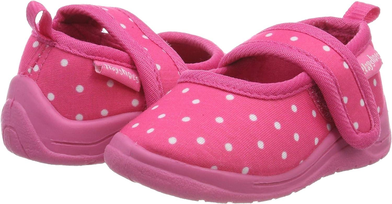 Playshoes Chaussons Ray/é Pantoufles Fille