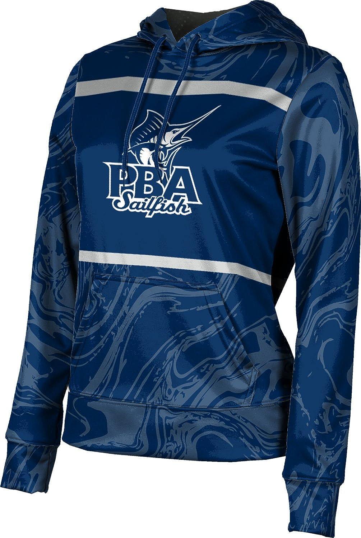 Palm Beach Atlantic University Girls Pullover Hoodie School Spirit Sweatshirt Ripple