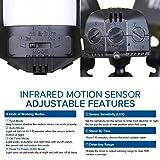 Upgraded SANSI LED Security Motion Sensor Outdoor