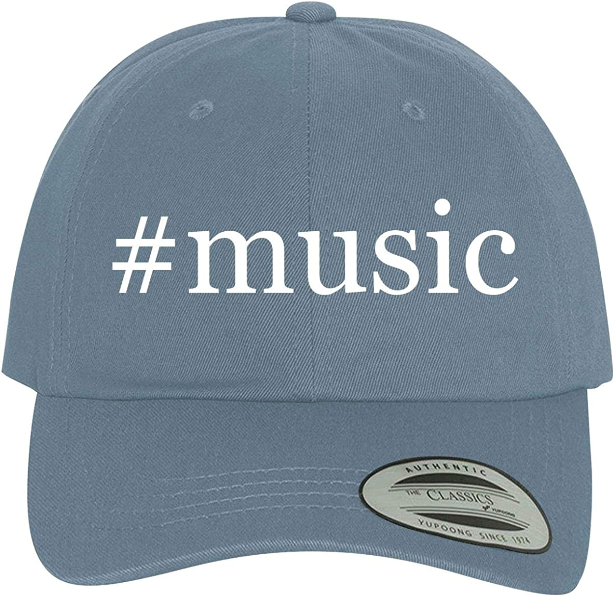 BH Cool Designs #Music Comfortable Dad Hat Baseball Cap