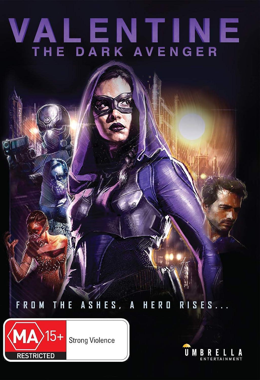 Valentine: The Dark Avenger Edizione: Stati Uniti Italia DVD ...