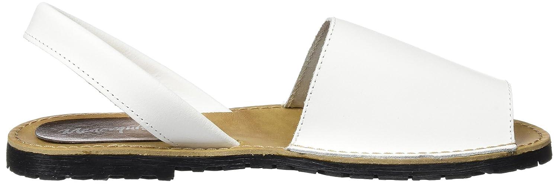 Menorquísima 3155550, Sandalias con Plataforma Plana para Mujer: Amazon.es: Zapatos y complementos