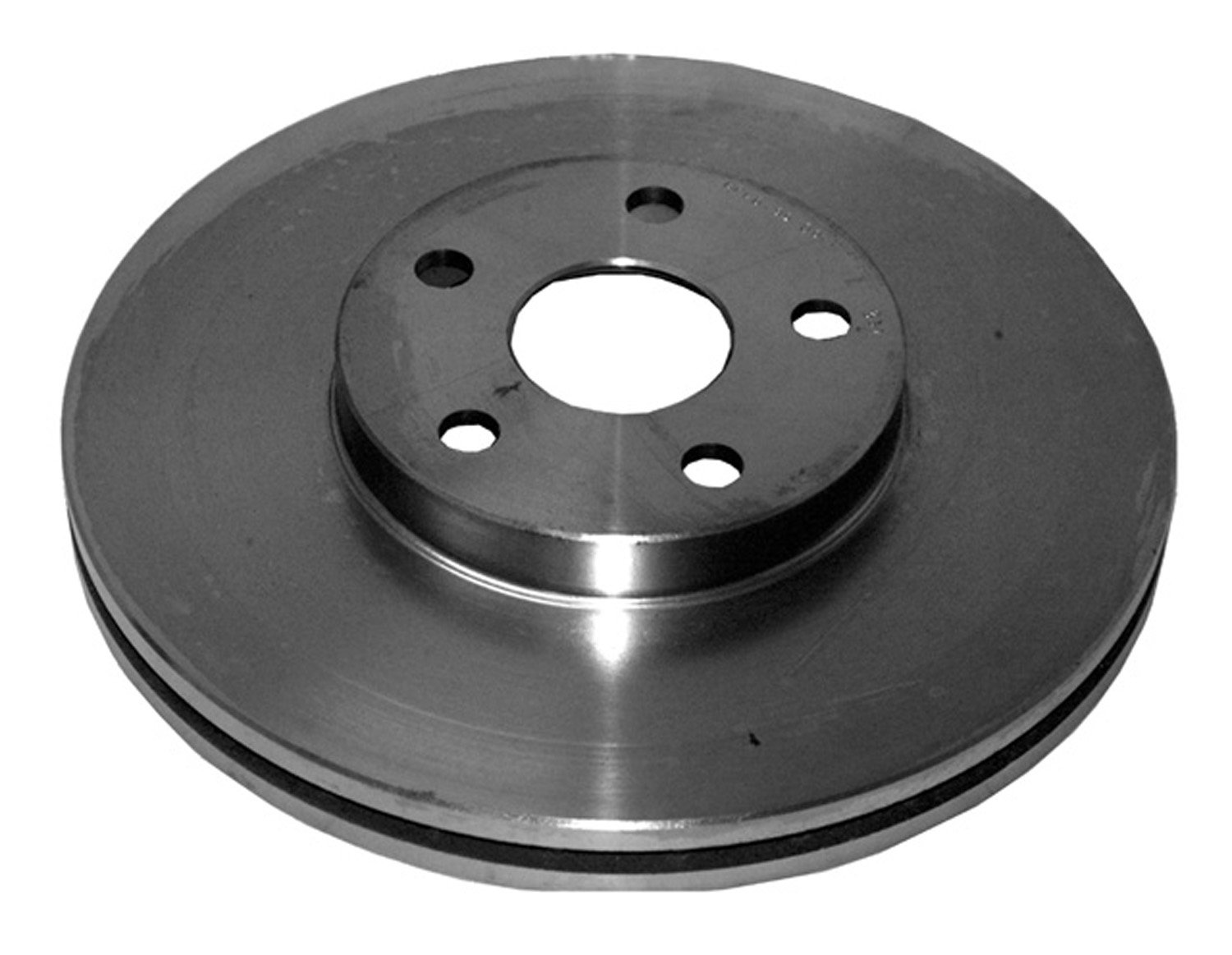 ACDelco 18A2732 Professional Front Disc Brake Rotor