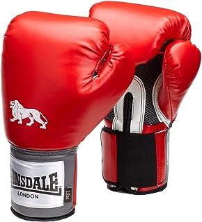 Lonsdale London Gants de Boxe Pro Training Sac de Gym Fitness Gants de Boxe Lonsdole