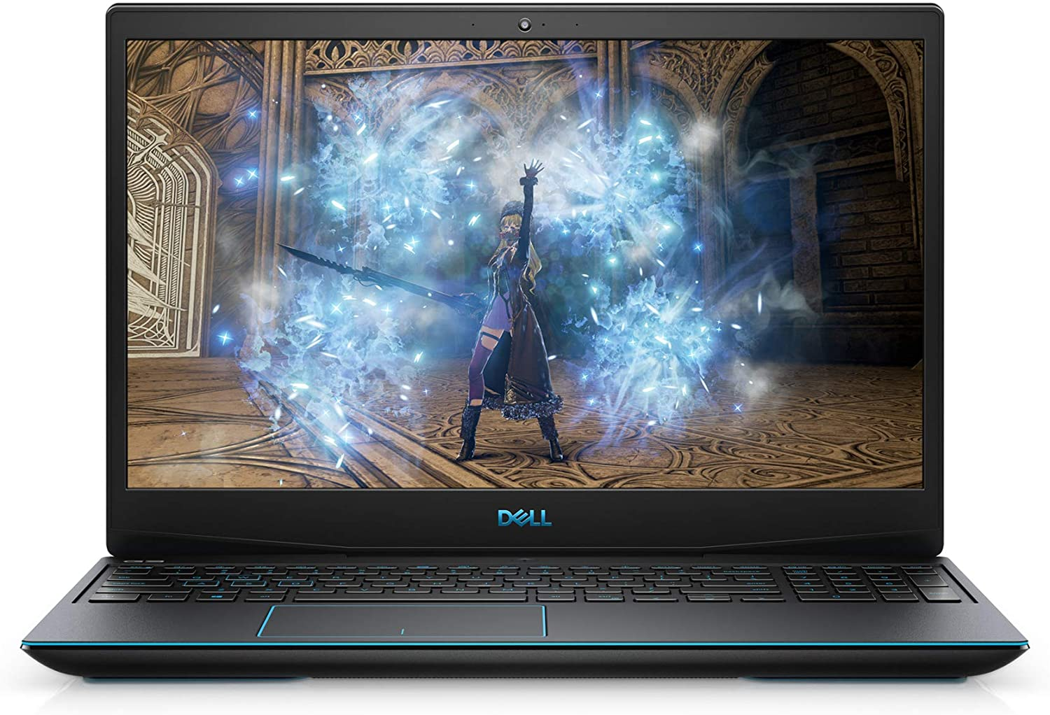 "2019 Dell G3 15.6"" FHD Gaming Laptop Computer, 9th Gen Intel Quad-Core i5-9300H up to 4.1GHz, 16GB DDR4 RAM, 512GB PCIE SSD + 1TB HDD, GeForce GTX 1660 Ti 6GB, 802.11ac WiFi, USB 3.0, HDMI, Windows 10"