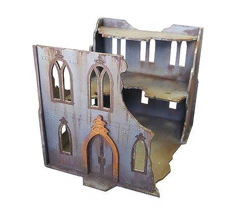Amazon com: Frontline Gaming - ITC Terrain - Gothic Ruins: Store