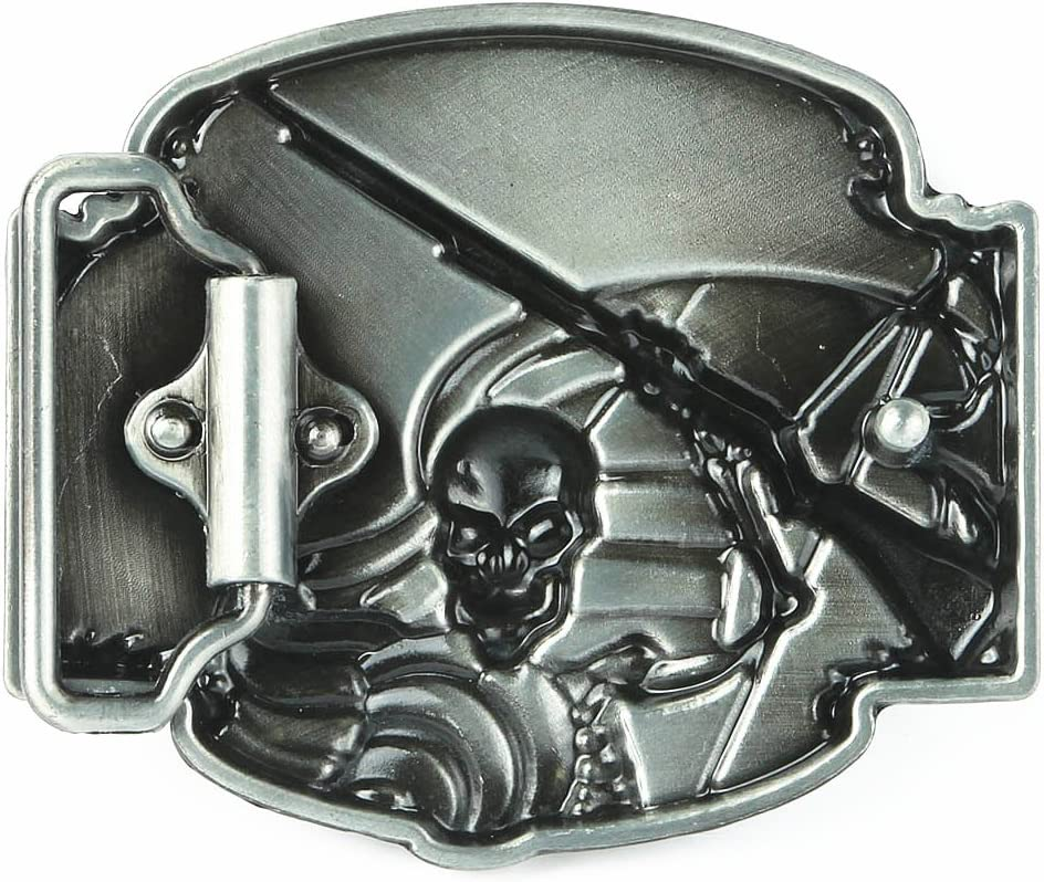 Ill give up my gum when they pryit from my cold,dead fingers Belt Buckle