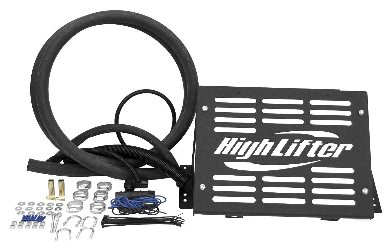 High Lifter (RK-FR-K750-1) Radiator Relocation Kit