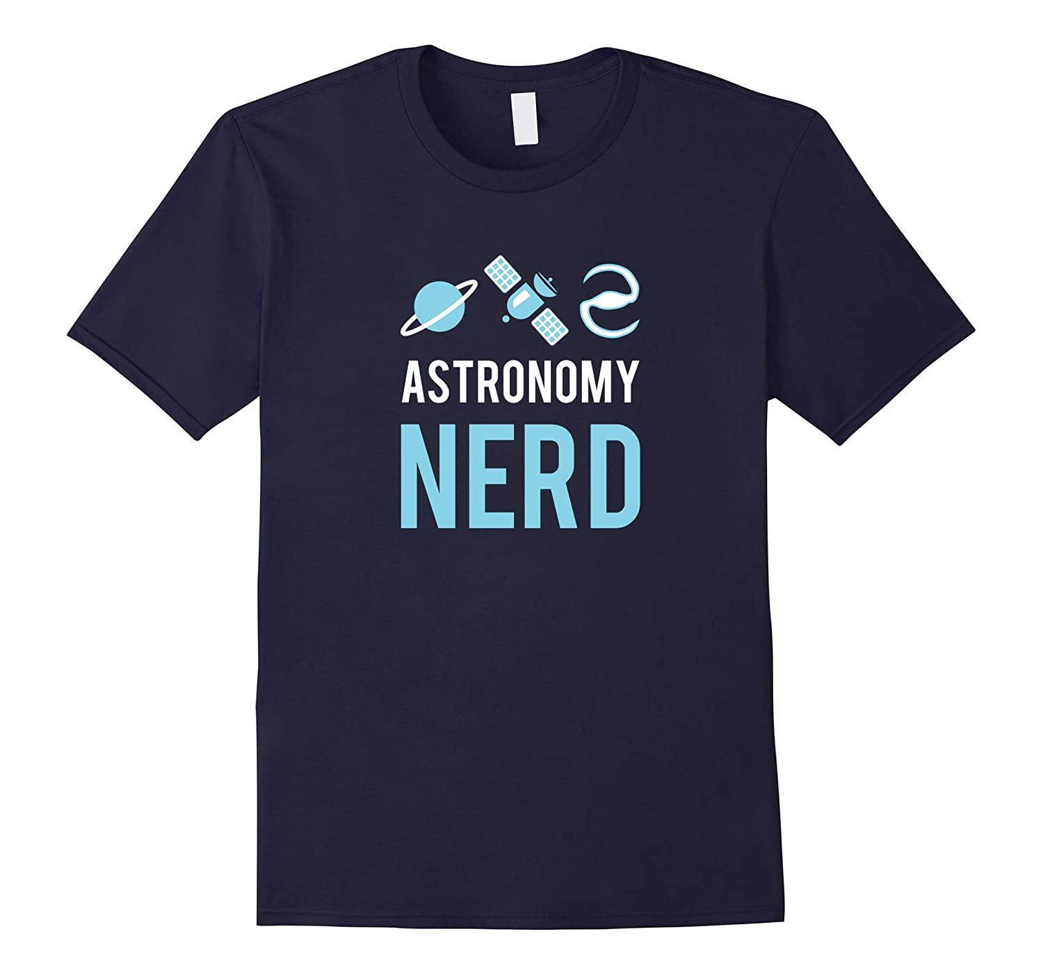 Astronomy Nerd - Funny Science March T-shirt for Astronomers-TJ