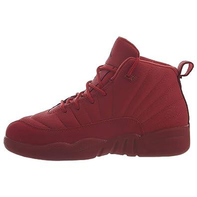 4dc6ad4bb04e95 Air Jordan Retro 12 quot Gym Red Gym Red Black-Gym Red (PS