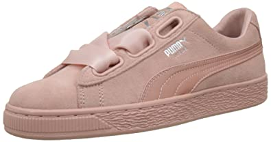 PUMA Women s Suede Heart Ep Trainers b4470ce11