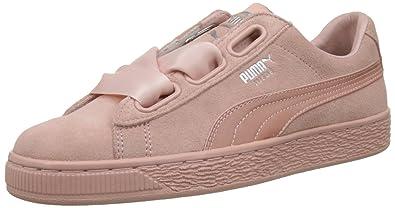 Puma EpSneakers Basses FemmeChaussures Et Suede Heart 8OPnkX0w