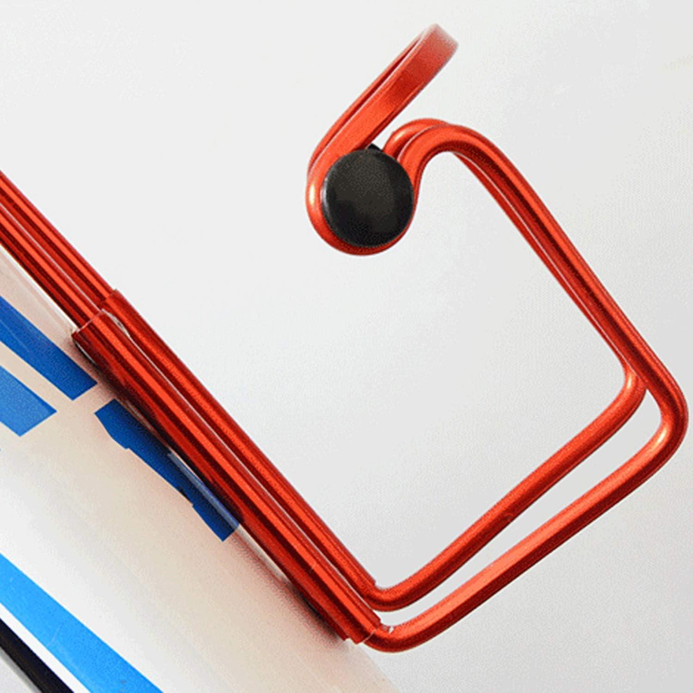 Getr/änkehalter aus leichtem Aluminium MTB und Rennrad UVM. zanasta Flaschenhalter f/ür Fahrrad
