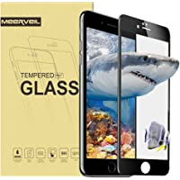 Meerveil iPhone 8, 7 Tempered Glass Screen Protector for Apple iPhone 8, 7