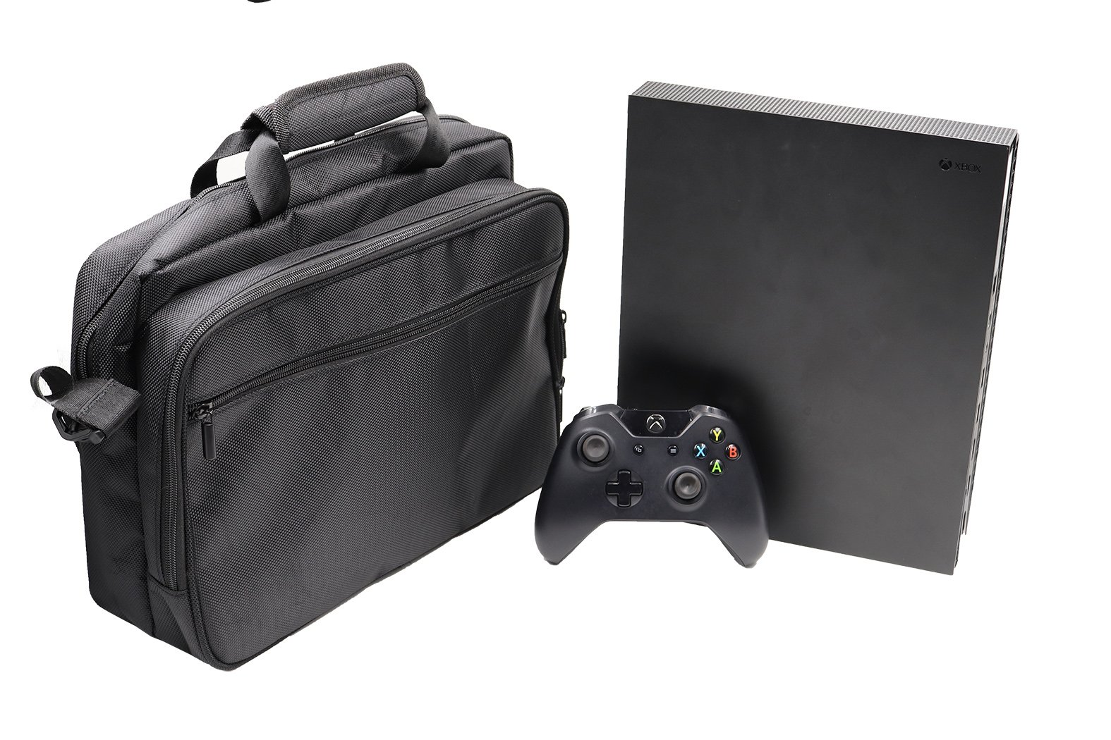 J&TOP Protective Travel Carry Case For Xbox One X