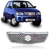Auto Pearl Chrome Plated Front Grill for Maruti Suzuki Alto Standard