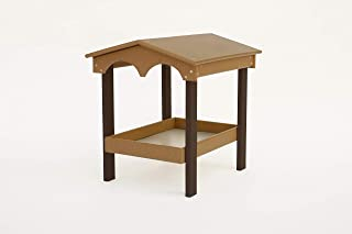 product image for DutchCrafters Amish Poly Covered Ground Feeder (Cedar & Brown)