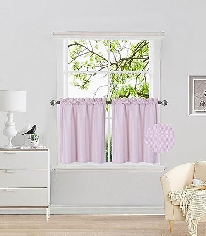 Amazon.com: Fancy Collection 2 Panel Light Pink Bedroom ...