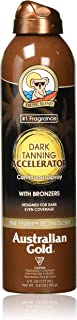 product image for Australian Gold Dark Tanning Accelerator Continuous Spray Bronzer | 6 Ounce