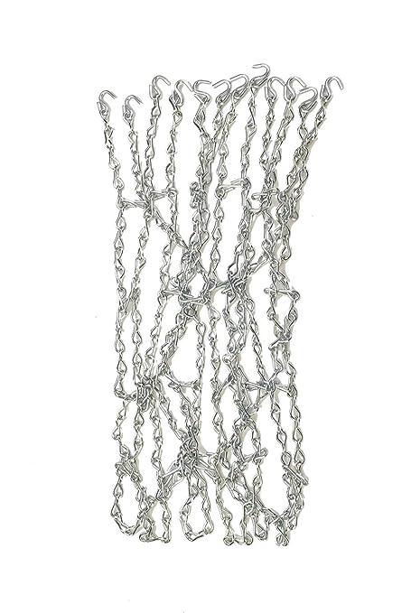 Amazon.com: Sa Gear cadena de acero Red de baloncesto ...