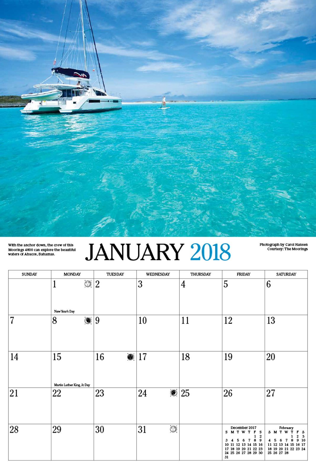 Cruising World 2018 Calendar: Cruising World Magazine: 9781631141607:  Amazon.com: Books