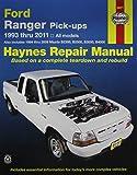 HAYNES 36071 FORD RANGER PU 93-97