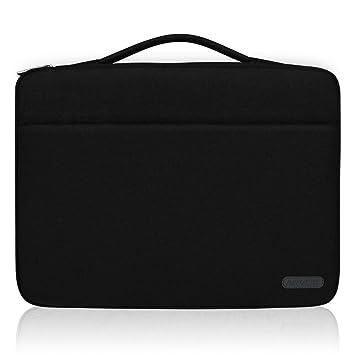 01b4a045a2 ARVOK 15 15.6 Pouces Housse pour Ordinateur Portable avec Poignée Sacoche  Pochette PC de Protection Ordinateur
