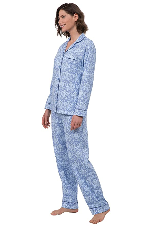 PajamaGram Pajama Sets Women Love - Soft Womens Sleepwear Set at Amazon Womens Clothing store: