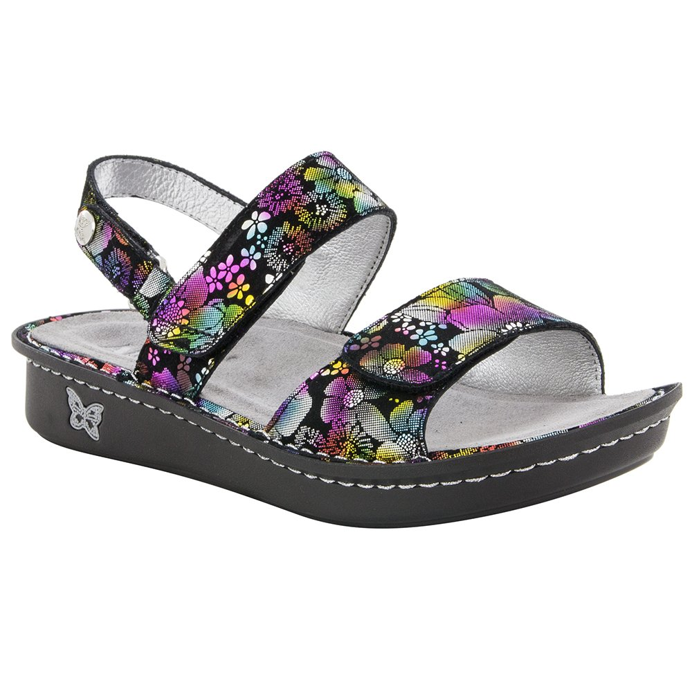 Alegria Women's Verona Liberty Love Sandal (VER-450) Size: Euro 41  US 10.5-11