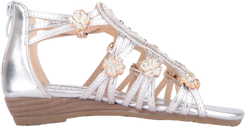 Absolute Footwear Sandales pour Fille