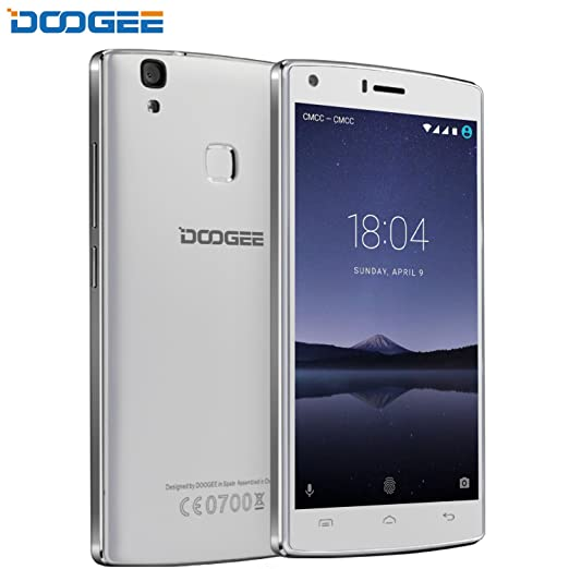 294 opinioni per Smartphone in Offerta, DOOGEE X5 Max Pro Dual SIM Android 6.0 Telefonia Mobile-