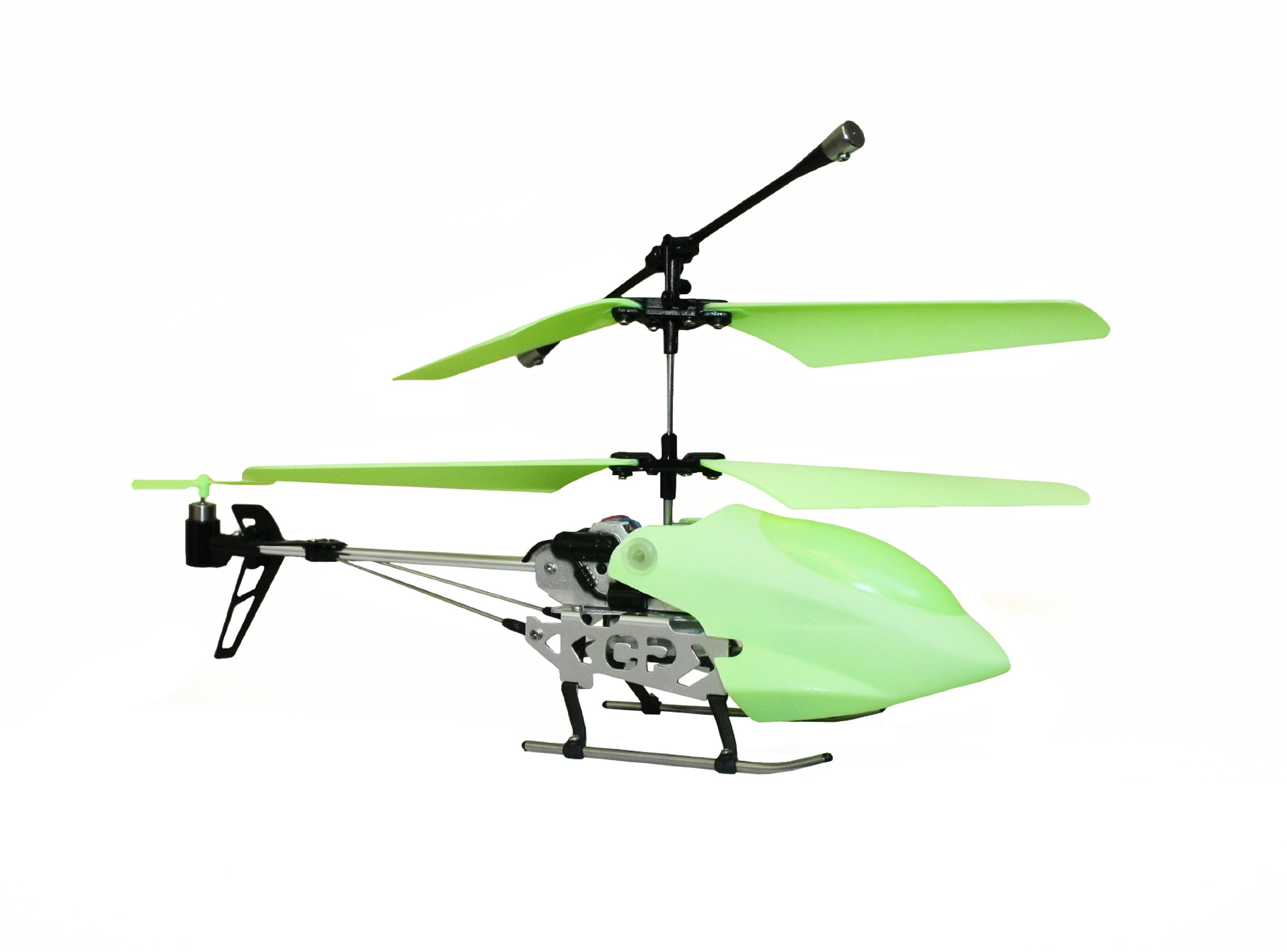 THUMBS UP Thumbsup UK, Glow in The Dark RC Helicopter by THUMBS UP